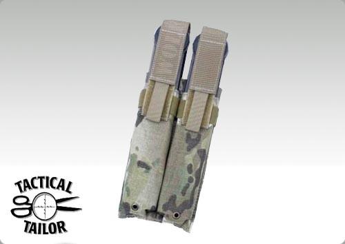 Tactical Tailor P90 Double Mag Pouch Multicam 100835