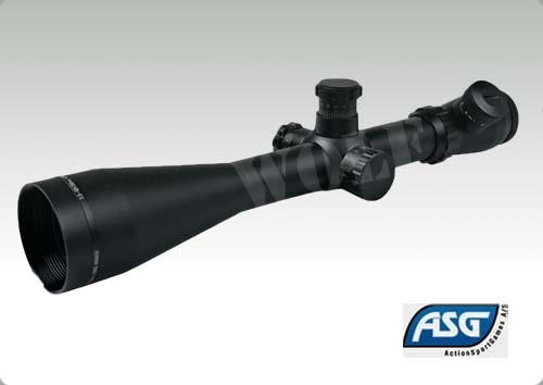 ASG 3.5-10 x 50E Scope for Ashbury APO ASW338LM Sniper Rifle