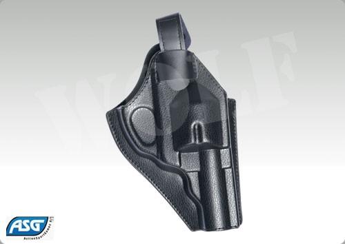 "ASG Belt Holster for Dan Wesson 2.5"" / 4"" Black"