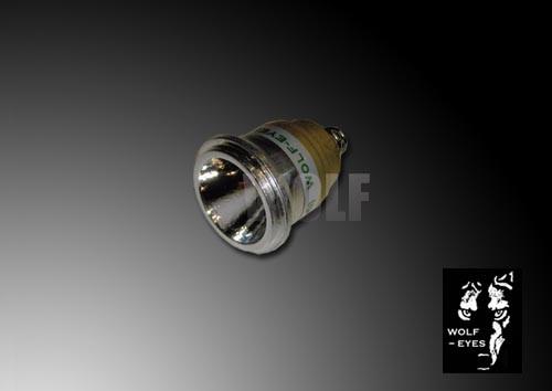 Wolf Eyes D26 9V Xenon Bulb