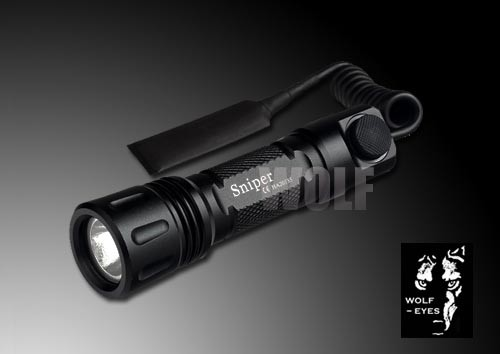 Wolf Eyes 6HF Sniper Torch - Rechargeable