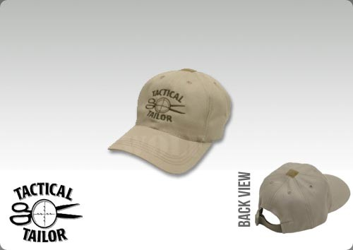 Tactical Tailor Logo Hat Tan 710007