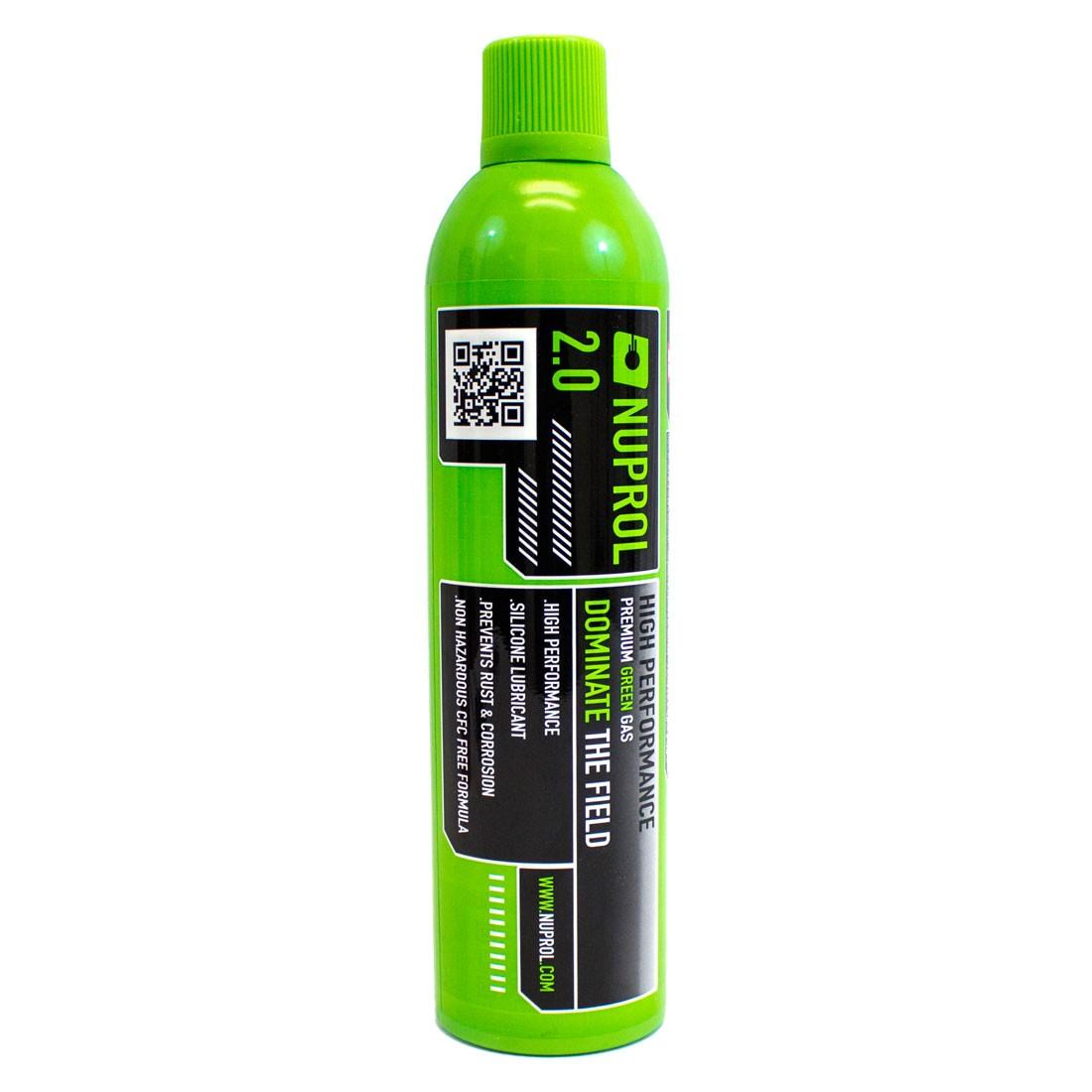 Nuprol 2.0 Mini Premium Green Gas 120ml (85g)