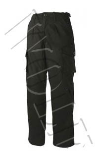 MIL-COM Trousers Black 32 MOD Police