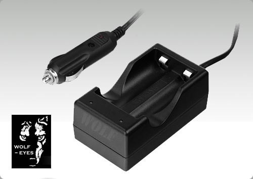 Wolf Eyes DH-02/168 Fast DC Car Charger