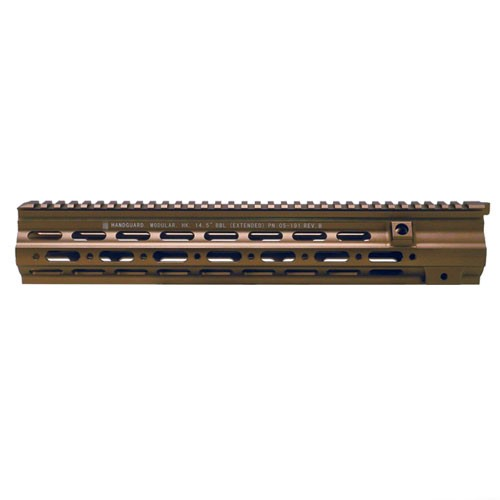 "DYTAC G Style SMR 14.5"" Rail - TM HK416 Next Gen (Dark Earth)"