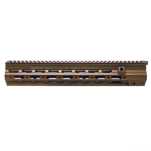 """DYTAC G Style SMR 14.5"""" Rail - VFC/Uramex HK416 (Dark Earth)"""