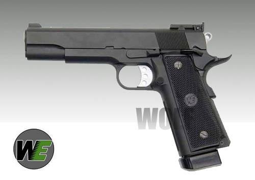 WE P14 GBB Pistol (Black)