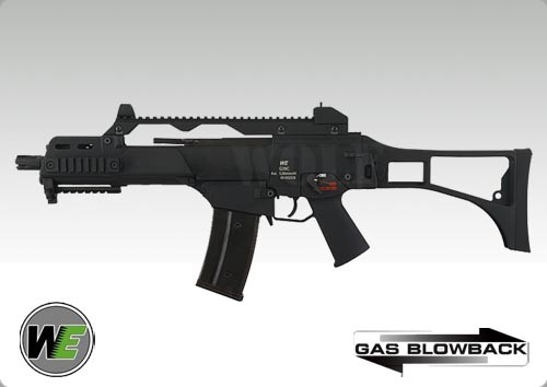 WE G39C GBB Rifle