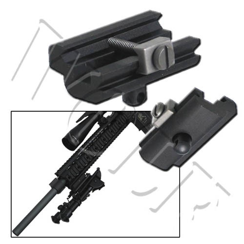 King Arms Bipod Adaptor for 20mm Rail