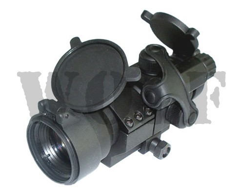King Arms Red Dot Sight with L Shaped Mount