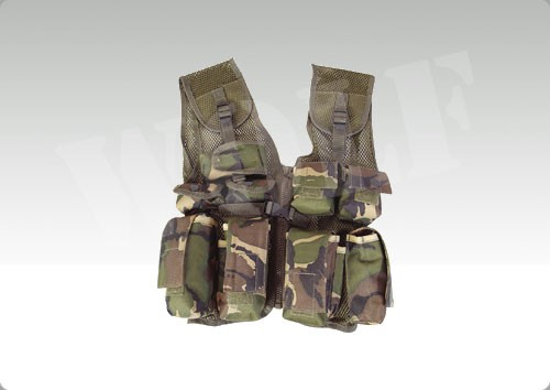Kids Assault Vest DPM