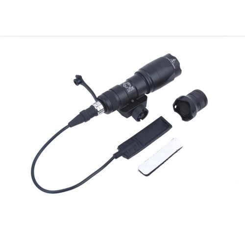 Night Evolution M300 Mini Scout Light WeaponLight (Black)