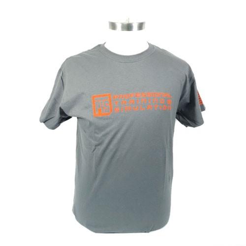 PTS Logo T-Shirt (Gray) - L