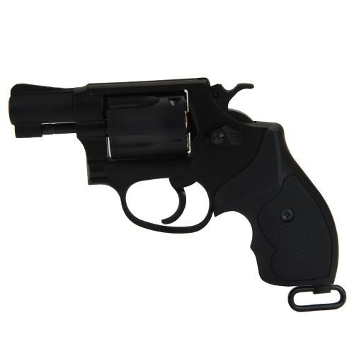 Tanaka S&W M37 J Police Model 2 inch Version 2 Revolver