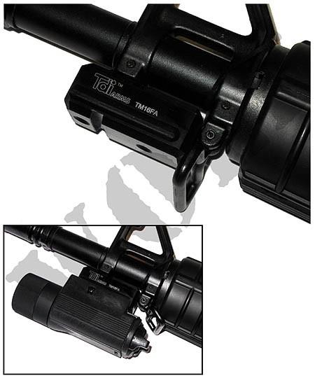 Tdi Arms Bayonet Lug Rail Mount for Colt M16 AR15
