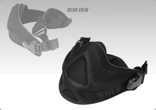 TMC Neoprene Hard Foam Mask (Black)