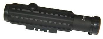Guarder 4x28 Tri-Rail Scope