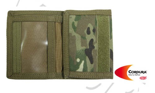 Guarder Personal Billfold Wallet (Multicam) - 2007 New Ver.