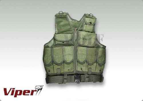 Viper Special Forces Vest - OD