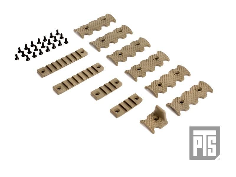 PTS CMR Accessory Pack (Dark Earth)