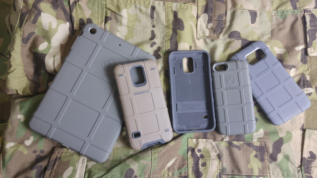 Magpul Field Case - GALAXY S5 Foliage Green