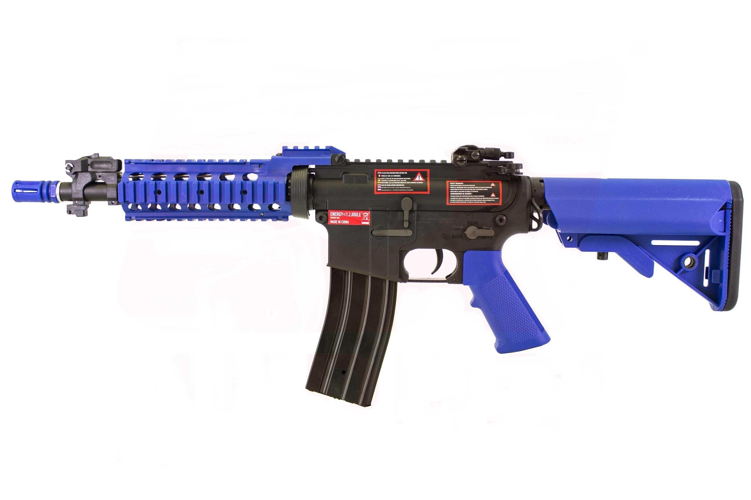 Nuprol Delta Pioneer Defender AEG Rifle (Dual Tone)