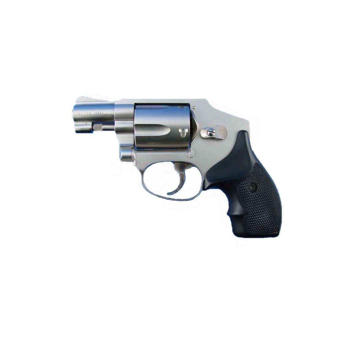 "Tanaka S&W M442 CENTENNIAL Airweight 2"" Nickel Revolver"