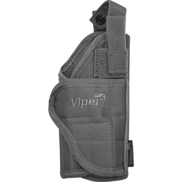 Viper Modular Adjustable Holster - Titanium Grey