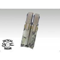 Tactical Tailor P90/MP5 Double Mag Pouch Multicam 100835 - Kriss Vector