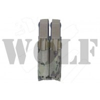 Tactical Tailor P90/MP5 Double Mag Pouch Tan 1008314 - Kriss Vector