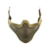 Nuprol Mesh Lower Face Shield V1 - Tan