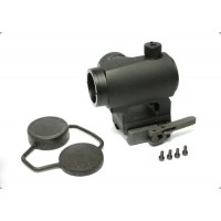 DYTAC T1 Red Dot Sight with KAC Style QD Mount (Die Cast)