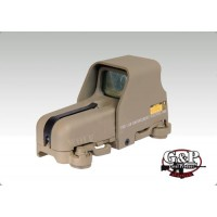 G&P Holo 553 Type Dot Sight - Sand