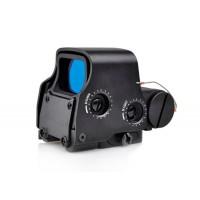 Aim-O XPS 3-2 Red/Green Dot Sight (Black)