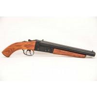 Hwasan Mad Max Double Barrel Sawn-Off Shotgun (Wood & Metal) - SPECIAL ORDER