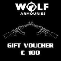 Wolf Armouries Gift Voucher £100