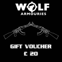 Wolf Armouries Gift Voucher £20