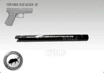 Madbull Black Python 6.03mm Inner Barrel for KSC G19