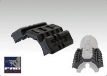 FAB Defense Double M4/M16 Picatinny Rail - Black