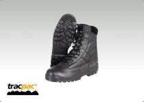 Tracpac All-Leather Patrol Boots Size 7