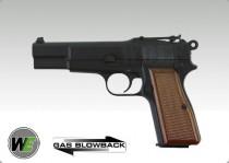 WE Browning High Power GBB Pistol
