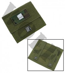 King Arms MPS Map Pouch -OD -Blood Type O