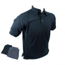 PTS Polo Shirt 2014 Version (Black) - M