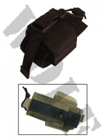Tactical Tailor Radio Pouch Small Black 100232TT
