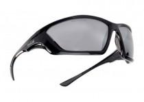 Bolle Tactical SWAT Ballistic Sunglasses - Silver Flash
