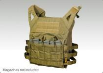 TMC Jump Plate Carrier (Khaki)