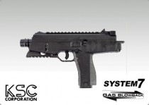 KSC TP9 GBB Submachine Gun