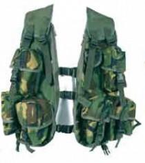 Webtex Assault Vest DPM