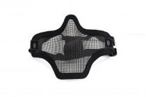 Nuprol Mesh Lower Face Shield V1 - Black